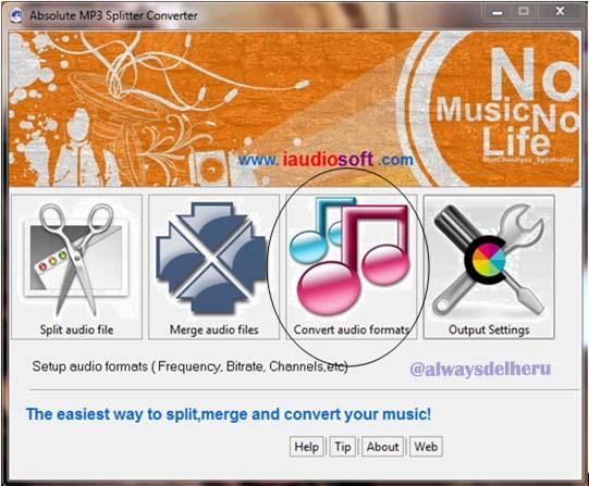 01-Convert audio formats